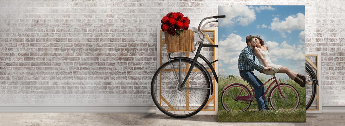 Wandbilder für den Valentinstag