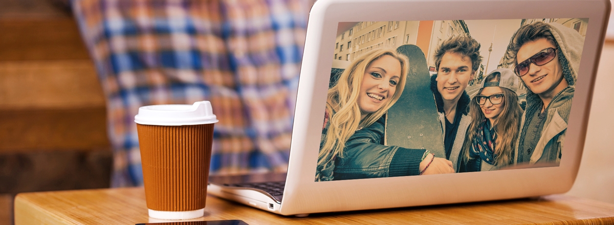 Laptop Fotogeschenke
