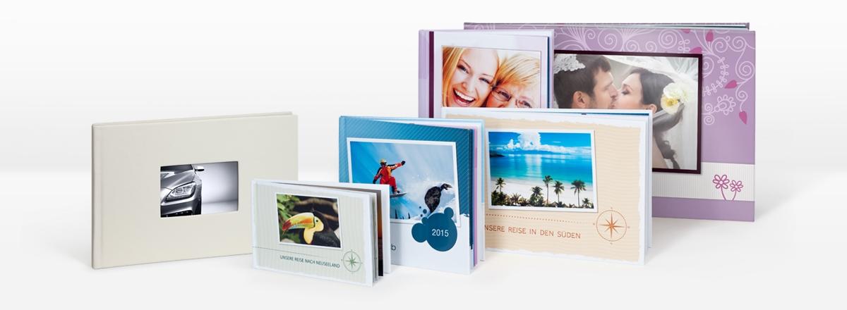 Fotobuch auf Fotopapier