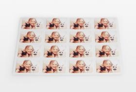 Mini-Sticker gestalten