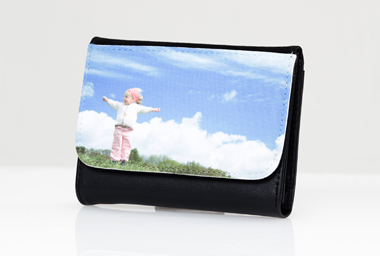Geldtasche mit Fotodruck Geldtasche mit Fotodruck