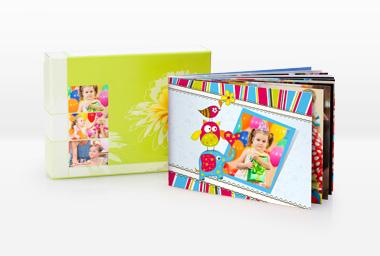 Mini-Fotobücher Mini-Fotobücher