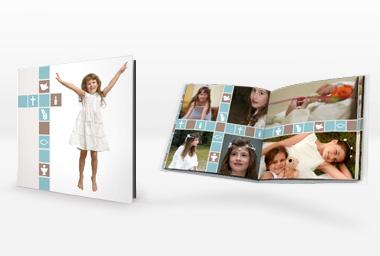 Fotobuch Premium - Designvorlagen Erstkommunion Fotobuch Premium - Designvorlagen Erstkommunion
